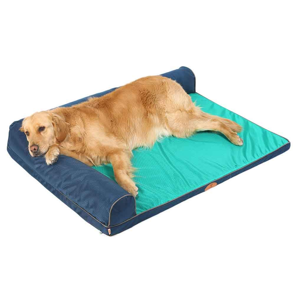 8968 ACLBB Waterproof pet nest, Oxford cloth pet sleeping bag, non-slip anti-ripe bite pet house,89  68