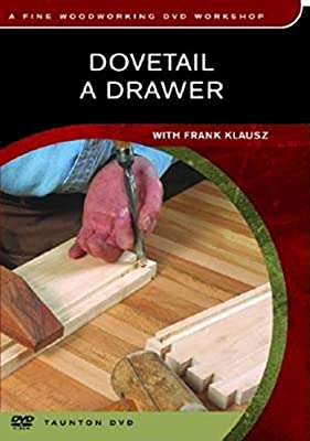 Dovetail a Drawer: with Frank Klausz by Taunton Press