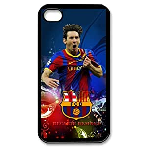 Lovely Messi Phone Case For iPhone 4,4S HI55596