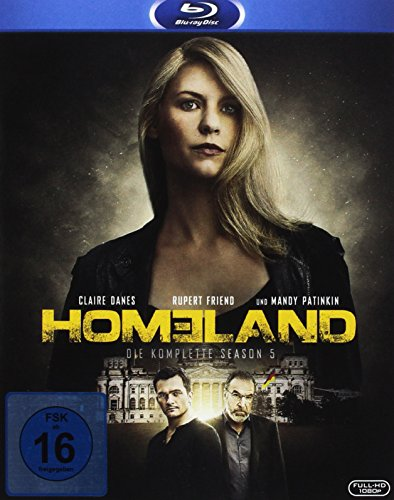 Price comparison product image Homeland - Season 5