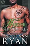 Harder than Words (Montgomery Ink) (Volume 3)