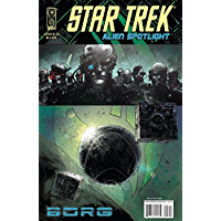 Star Trek: Alien Spotlight - Borg (English Edition)