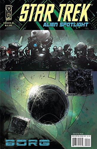 The Borg Star Trek - Star Trek: Alien Spotlight - Borg