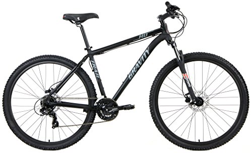 Gravity HD Trail 29 Hydraulic Disc Brake Full Shimano 21 Speed Front Suspension Mountain Bike
