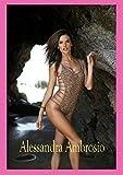 Alessandra Ambrosio Super Model: pictures book