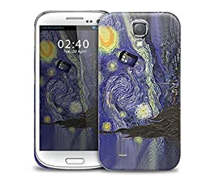 vincent travels doctor who Samsung Galaxy S4 GS4 protective phone case hjbrhga1544