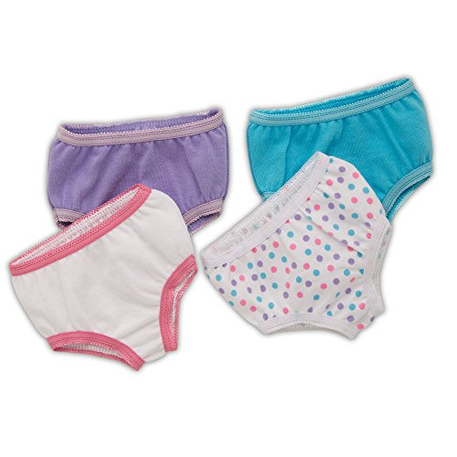 Maplelea Ultimate Undies, Underwear for 18 Inch Dolls