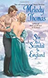 Sin and Scandal in England, Melody Thomas, 0061129607