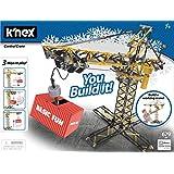 K'nex - Juego de construcción de grúa de Control (679 Piezas)