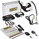 MPC Complete 2-Way LCD Remote Start Kit for 2012-2015 Honda Civic - T-Harness - Firmware Preloaded