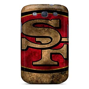 High-quality Durable Protection Cases For Galaxy S3(san Francisco 49ers)