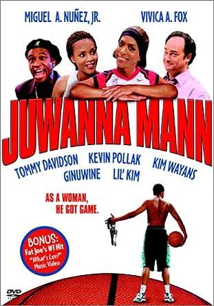 Amazon.com: Juwanna Mann: Miguel A. Núñez Jr., Vivica A. Fox ...