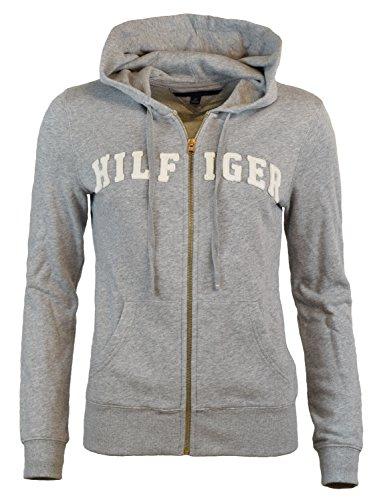 Tommy Hilfiger Full Zip Applique Sweatshirt