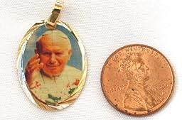 Blessed By Pope Francis John Paul II- Juan Pablo II Medal Engravable