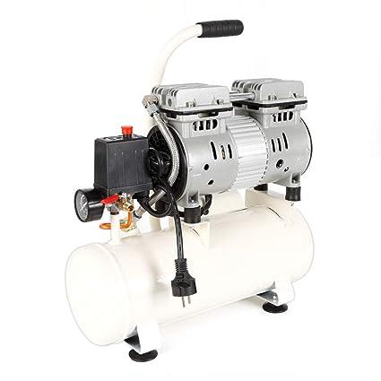 Oukaning - Compresor de aire comprimido (680 W, 12 L, sin secadora,