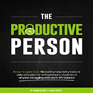 The Productive Person Hörbuch