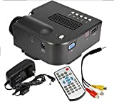 PremiumAV 28+ HDMI Micro AV LED Digital Mini Video Game mini Projector Multimedia player