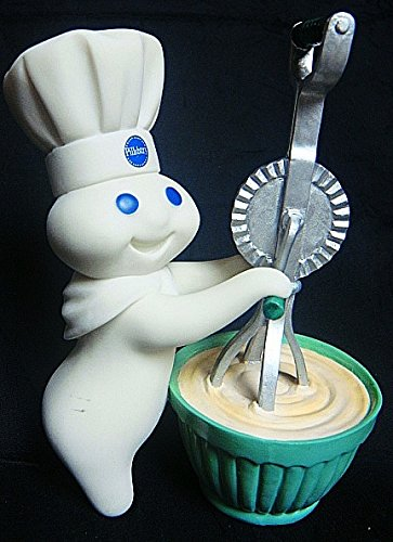 Vintage Danbury Mint Pillsbury Doughboy