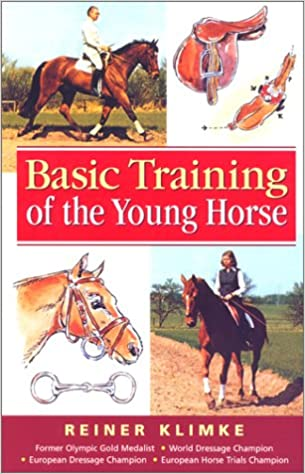 Book Basic Training of the Young Horse
