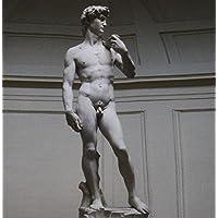 3dRose LLC 8 x 8 x 0.25 Inches Mouse Pad, Michelangelos David Statue (mp_602_1)
