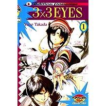 3x3 Eyes T.01