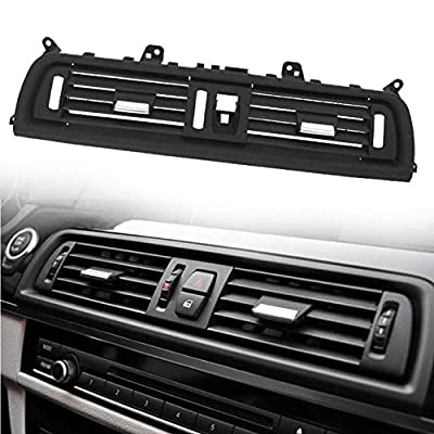 Sushiyi Gear Front Fresh Air Grille for BMW 5 Series, Console Grill Dash AC Air Vent for 2010-2016 BMW F10 F18 OE#64229166885: Automotive