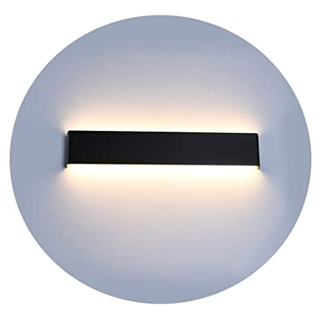 Modern Simple Wall Sconce Built-in Led Bar Wall Light for Bedroom Living Room Bathroom Entry Led Wall Lamp