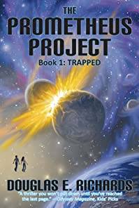 Trapped by Douglas E. Richards ebook deal