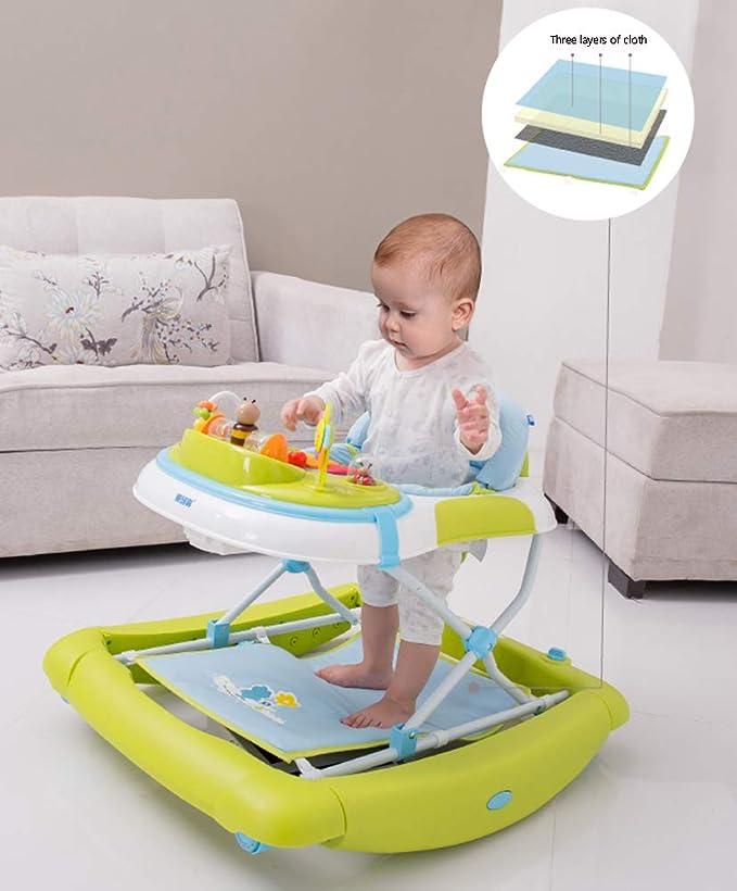 Amazon.com: MYRCLMY - Carrito de bebé para aprender a andar ...