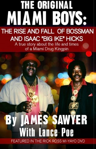 Big Boy Toys In Miami : Biography of author james sawyer booking appearances
