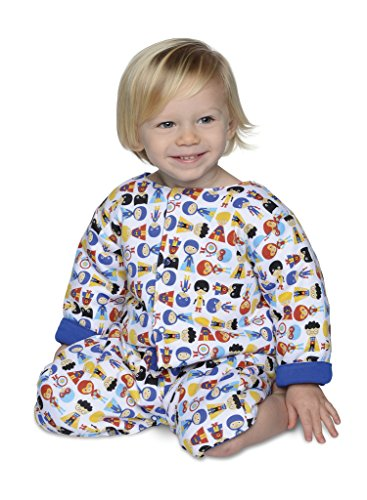 Quilted Boys Coverall - 5