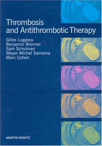 Thrombosis Antithrombotic Therapy