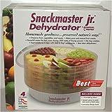 American Harvest Snackmaster Jr. FD-20 Dehydrator