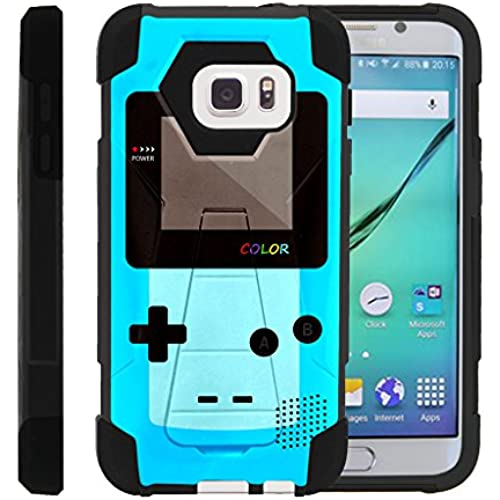 Galaxy S7 Case | SHOCK Series Impact Hard Rubber Durable Unique Creative Cover, Samsung S7 by Miniturtle - Blue Sales