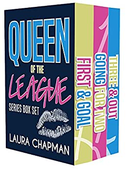 Queen of the League Trilogy Set by [Chapman, Laura]