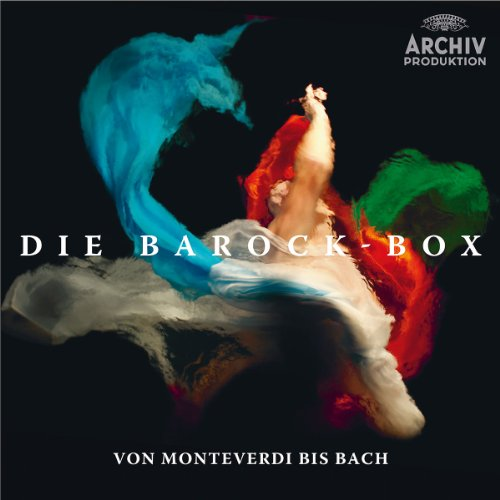 (The All-Baroque Box (From Monteverdi To Bach) [50 CD Box Set][Limited Edition])