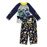 LEGO Batman Boys Poly Top With Fleece Pants Pajamas Set (Little Kid/Big Kid)