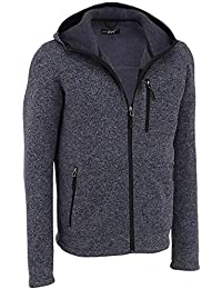 "<span class=""a-offscreen"">[Sponsored]</span>Mens Performance Sweater Jacket"