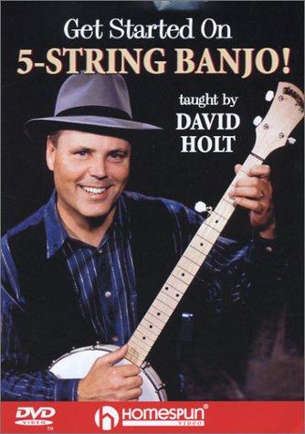 David Holt Banjo (DVD-Get Started On 5-String Banjo!)