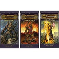 Dungeons & Dragons Miniatures Giants of Legend Huge Pack