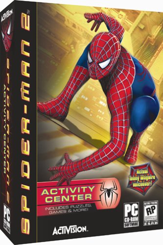 Spiderman 2 Activity Center - PC