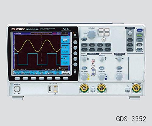 GWINSTEK(テクシオテクノロジー)3-6182-07デジタルストレージオシロスコープGDS-3352350MHz B07BD3X4JC