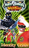 Power Rangers Wild Force - Identity Crisis [VHS]
