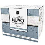 kitchen cabinet refinishing ideas Nuvo Tidal Haze 1 Day Cabinet Makeover Kit