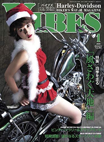 VIBES 最新号 表紙画像