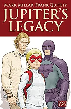 Jupiter's Legacy (volumes 1 and 2) by Mark Millar