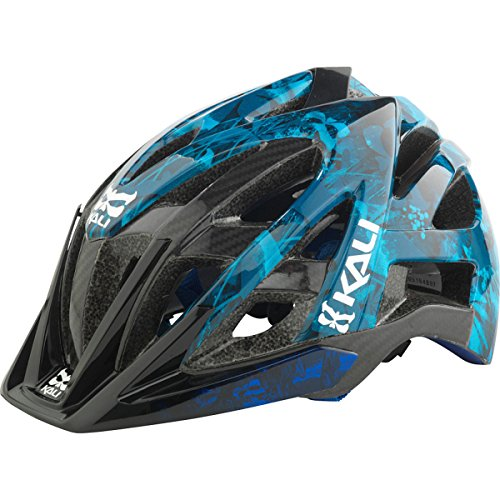 Kali Protectives Avana Enduro Helmet Grunge/Blue, S/M Review