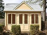 BZBCabins.com Pinecrest Log Cabin Kit