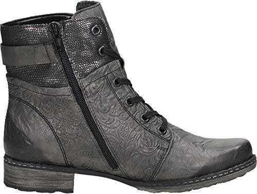 Ranger 46 Smoke D4379 donna Boots da schwarz metallic BxHHqwvFS6