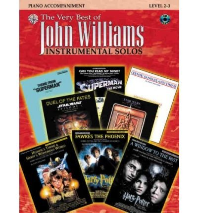 The Very Best of John Williams: Piano Acc. (Mixed media product) - Common ebook